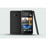 Korpusas HTC One (M7) black originalas