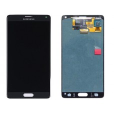 LCD+Touch screen Samsung N910 Galaxy Note4 black originalas GH97-16565B