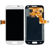 LCD+Touch screen Samsung i9190/i9195 Galaxy S4 mini LaFleur white originalas