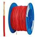 Kabelis H05V-K 1mm² red