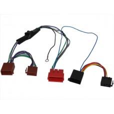 Aktyvinės garso sistemos adapteris ISO Audi