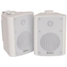 "Kabinama garso kolonėlė 3"" (7,5cm) 60W 8Ω 120Hz - 20kHz Adastra balta"