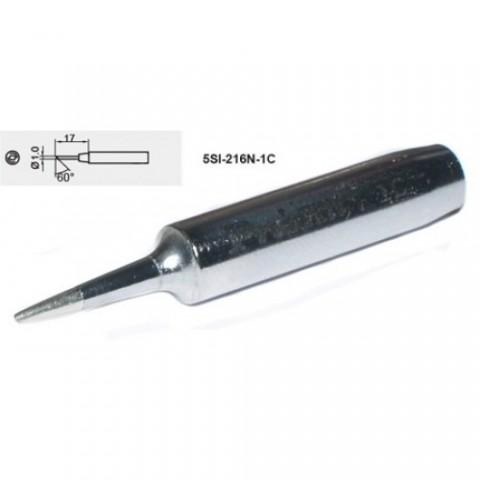 Antgalis lituokliui diam. 1mm ZD-9801/416/SS-207/SS-989B Pro'sKit