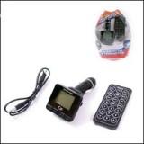 Automobilinis audio adapteris - FM siųstuvas OG33A