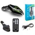 Automobilinis audio adapteris - FM siųstuvas OG36C