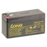 Švino akumuliatorius Long 12V 1,2Ah (93x45x50mm) Pb