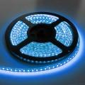 LED juosta 3xSMD3528 12V 2,5cm IP54 blue