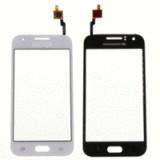 Touch screen Samsung J100H Galaxy J1 white originalas