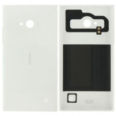 Galinis dangtelis Nokia 730/735 Lumia white HQ