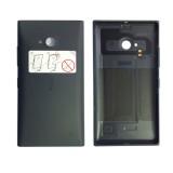 Galinis dangtelis Nokia 730/735 Lumia black HQ