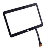 Touch screen Samsung T235 Tab 4 LTE black originalas