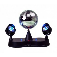 Disco kamuolys su LED apšvietimu Voice Kraft MBL03-5-LAM