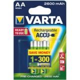 Akumuliatorius AA Varta HR6 1,2V 2600mAh ACCU