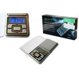 Mini svarstyklės iki 500g +- 0.1g Pocket Scale MH 500