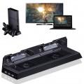 Aušinimo stovas-įkroviklis PS4 PSP27