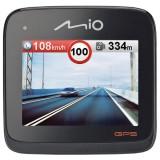 Automobilinis vaizdo registratorius  su integruotu GPS MiVue 568 Touch
