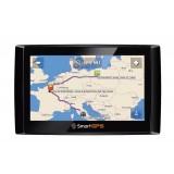 """Navigacinė GPS sistema Rider 5"""" 128MB 4GB mSD SG732"""