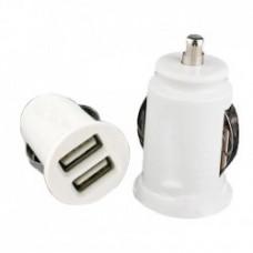 Automobilinis įkroviklis Dual USB 2in1 1A/3.1A 2xUSB Tellos