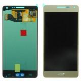 LCD+Touch screen Samsung A300F Galaxy A3 gold originalas