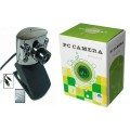 Internetinė kamera su integruotu mikrofonu AK101A