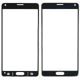 LCD stikliukas Samsung N910 Galaxy Note4 black HQ