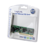 Tinklo plokštė LogiLink PC0039