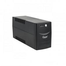 Nepertraukiamas maitinimo šaltinis (UPS) 220V 600VA Quer