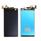 LCD+Touch screen Sony E5303 Xperia C4 LTE black originalas
