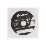 Įrašomas diskas Vakoss CD-R 80/700MB 52X