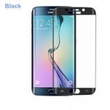 LCD apsauginis stikliukas Samsung G935 Galaxy S7 Edge Tempered Glass black lenktas