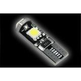 Lemputė auto LED T10 12V 1.8W Canbus 5050 3xSMD white