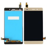 LCD+Touch screen Huawei Ascend P8 Lite gold (O)