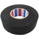 Izoliacinė juosta tekstilinė 0.3x25x15m juoda