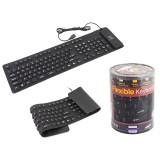 Klaviatūra Flexible Keyboard AK136
