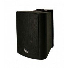 "Kabinama garso kolonėlė 4"" (10cm) 20W 8Ώ 60Hz - 16kHz Voice Kraft juoda"