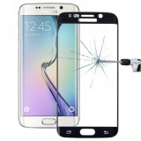 LCD apsauginis stikliukas Samsung G928 Galaxy S6 Edge+ Plus Tempered Glass black lenktas