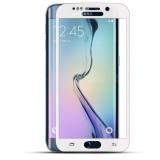 LCD apsauginis stikliukas Samsung G928 Galaxy S6 Edge+ Plus Tempered Glass white lenktas