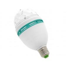 Lemputė su šviesos efektu Disko LED VK-MB004