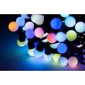 Lemputės kalėdų eglutei LED RGB Vipow ZAR0326 20m RGB