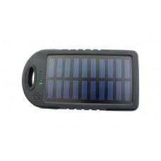 Saulės baterija-universalus įkroviklis mobiliems telefonams Solarcharger 5000mAh