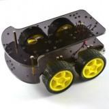 Roboto važiuoklė 4-ratų