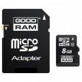 Atminities kortelė Micro SD 16GB klasė10 Kingston su NOOBS programine įranga