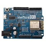 Mikrovaldiklio plokštė WeMos D1 R2 WiFi ESP8266