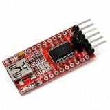 Konverteris FT232-FTDI USB/TTL-5V/3.3V
