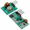 RF siųntimo-priėmimo modulių rinkinys 433MHz