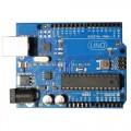 Valdiklių plokštė-modulis Arduino UNO R3 analogas