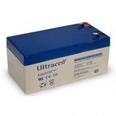 Švino akumuliatorius 12V 3.4Ah Ultracell