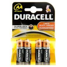 Elementas AA LR6 1.5V Duracell