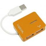 USB šakotuvas HUB 4 port Logilink