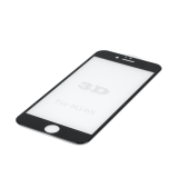 LCD apsauginis stikliukas Samsung A320F Galaxy A3 2017 Tempered Glass black lenktas